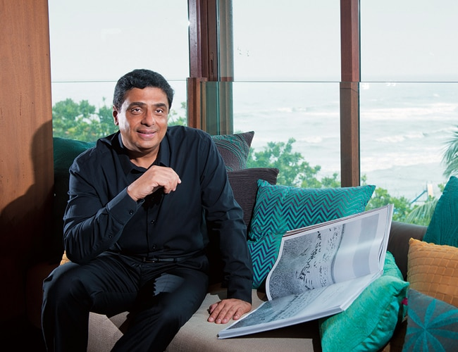 Ronnie Screwvala, Founder, Unilazer Ventures, funds start-ups through the investment company he founded in 2012