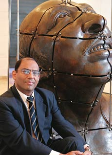Jayant Manglik, President, Religare Commodities