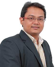Tarang Bhanushali, Assistant Vice President, IIFL
