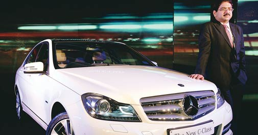 Debashis Mitra, Director, Sales and Marketing, Mercedes India