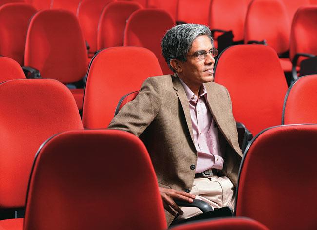 Bhaskar Ramamurthi, Director, IIT Madras