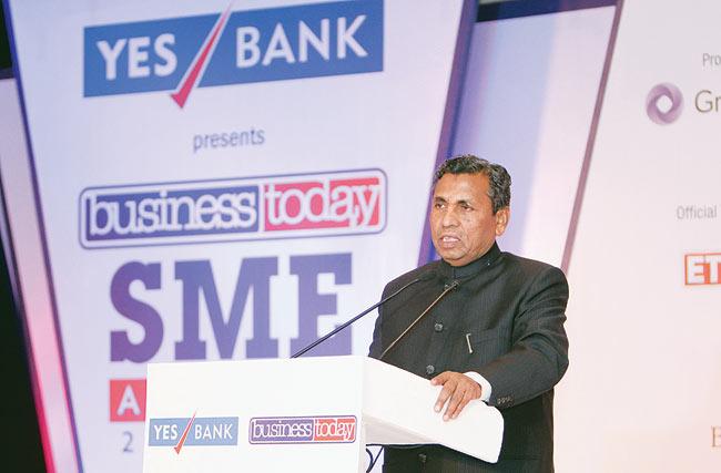 K.H. Muniyappa, MSME Minister