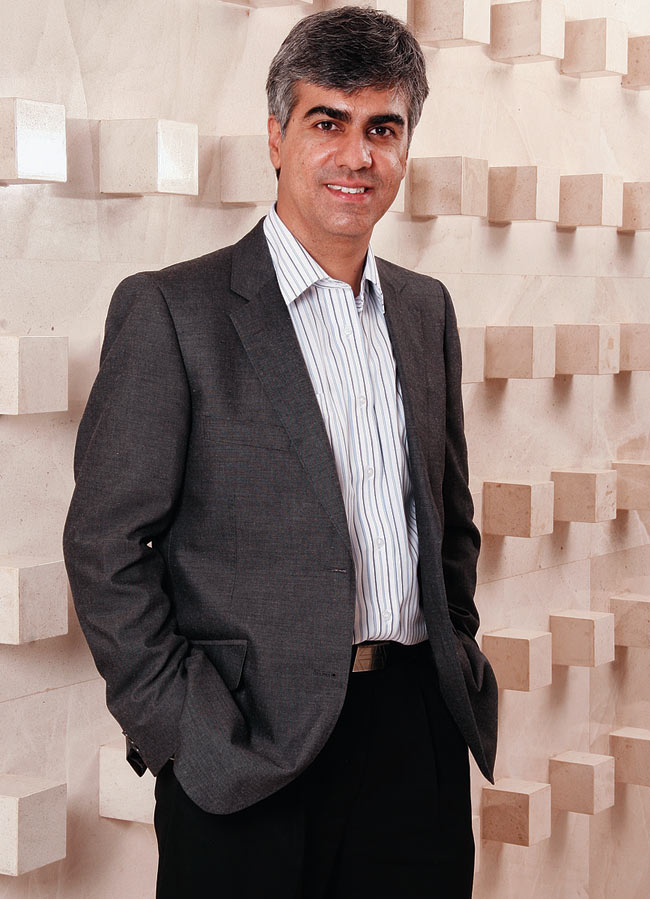 Sunil Lalvani, MD, BlackBerry India
