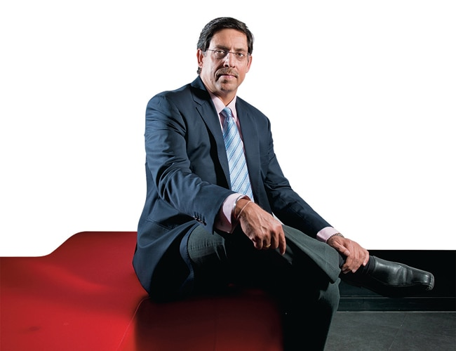 Naveen Chopra, Director, Vodafone Business Services