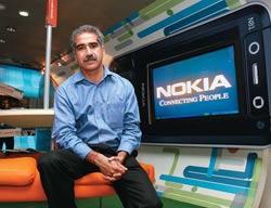 Head of Marketing, Nokia