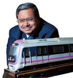 Narayanan Sivasailam, MD, Bangalore Metro Rail Corp