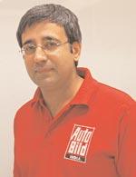 Yogendra Pratap, Editor, Auto Bild India