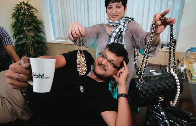 Manmohan Agarwal, CEO, Yebhi.com