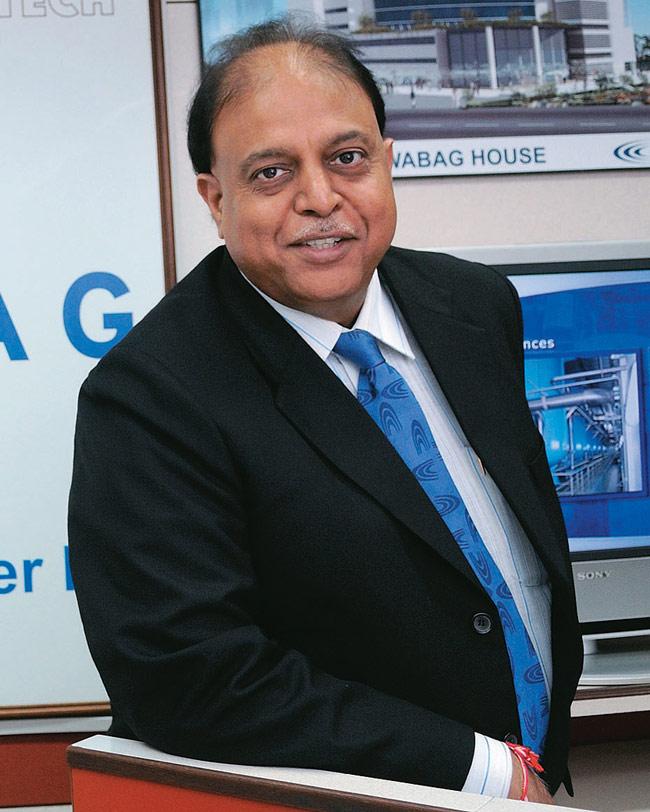 Rajiv Mittal, Chairman & Md, Va Tech Wabag