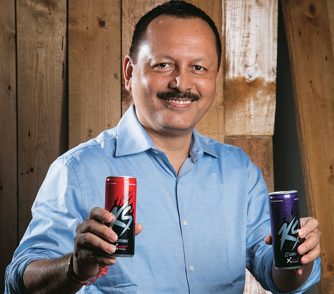 Ranju K. Mohan, Director & Business Head, J.K. Ansell Ltd, which produces the KamaSutra drink