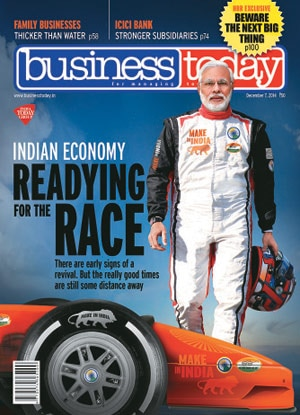 Business Today December 7, 2014 issue