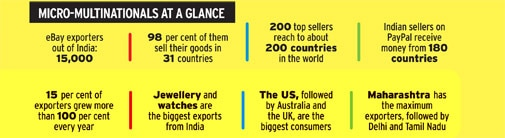 Micro-multinationals at a glance