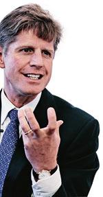 ABB global CEO Joseph Hogan