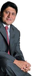 Manish Kejriwal, Senior MD, Temasek India