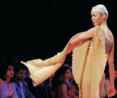 Wendell Rodricks' Himalayan-inspired collection