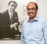 Samir Barua, Director, IIM-Ahmedabad