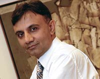 Sandeep Bakshi, CEO, ICICI Prudential Life Insurance Company Ltd