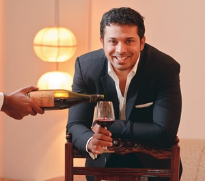Ajay Shetty, ABS Vintners