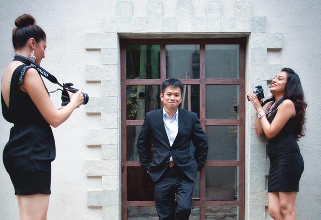 Kenichiro Mori, MD, Olympus Imaging India