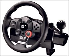 Logitech's Driving Force GT