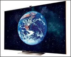 Samsung 75-inch HD 3D Television