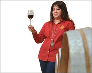 Shaambhavi Hingorani, SDU Winery