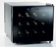 Silent 12-Bottle Wine Refrigerator