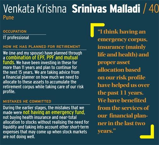 Venkata Krishna Srinivas Malladi