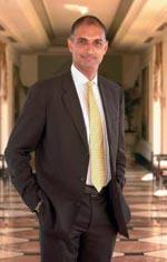 G.V.S. Reddy, Director, GVK Power & Infrastructure