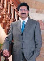 K.M. Birla, Chairman, Aditya Birla Group