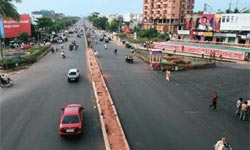 Bhubaneswar Roads: City roads are free of potholes and waterlogging