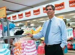 Trent's Tata: His company has a tie-up with Tesco