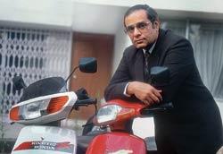 Arun Firodia, Chairman, Kinetic Group