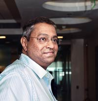 Dolphy D'Souza, Partner, Ernst & Young India