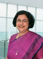 Roopa Kudva, MD and CEO of Crisil