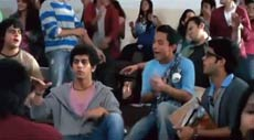 Taproot's ads for Airtel