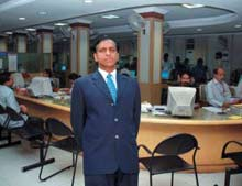 Chasing defaulters: South Indian Bank MD & CEO V.A. Joseph