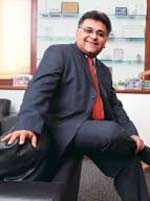 Arup Roy, Managing Director (Wholesale Banking), Standard Chartered Bank
