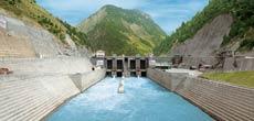 Karcham Dam in Himachal Pradesh
