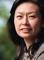 Sandra Wu, President & CEO, Kokusai Kogyo Holdings