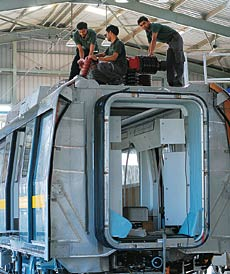 A robust vendor ecosystem sealed the deal for Bombardier Transportation in Gujarat