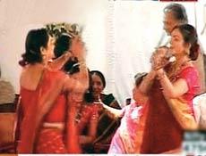 Ambani bahus Nita and Tina