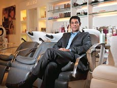 Dharmendra Manwani, CEO, JCB Salons