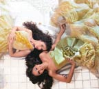 Gauri and Nainika