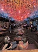 The glamourous interiors of Pangaea