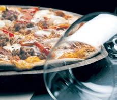 Pizza Salsiccie
