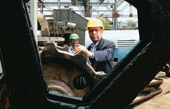 C.B. Patodia, President, UP Sugar Mills Association