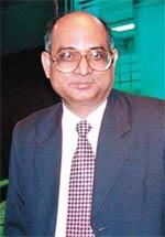 P.K. Choudhury, Vice Chairman, ICRA