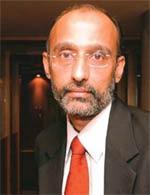 S.A. Narayan, Managing Director, Kotak Securities