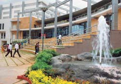 Cisco campus in Bangalore: Not just a development centre, but Globalisation Centre East